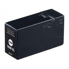 Canon 1500XL BK , PGI-1500BK XL , kompatibilna črna kartuša s čipom