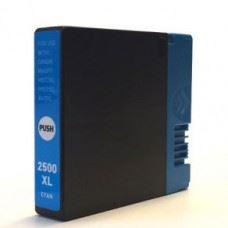 Canon 2500C XL , PGI-2500C XL , kompatibilna modra kartuša s čipom 22ml