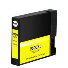 Canon 2500Y XL , PGI-2500Y XL , kompatibilna rumena kartuša s čipom 22ml