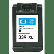 HP 339BK XL, HP 339XL BK, C8767E, kompatibilna črna kartuša 35ml