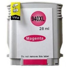 HP 940M Magenta XL, kompatibilna rdeča kartuša s čipom 28ml