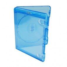 Amaray Blu Ray BD-R škatlica modra 15MM za 1 BD-R, 50 kom