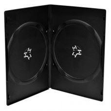 MediaRange DVD slim škatlica 7MM za 2 DVDja, 100 kom