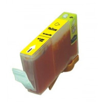 Canon CLI-521Y , kompatibilna rumena kartuša s čipom