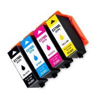 EPSON 378XL / 478XL , T3791 do T3794 kompatibilne kartuše - komplet 4