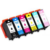 EPSON 378XL / 478XL , T3791 do T3796 kompatibilne kartuše - komplet 6