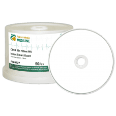 FalconMedia CD-R 52x 700MB Medical Line - Medicinska Linija, Full Surface Printable, 50 kom