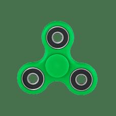 Fidget spinner ročna vrtavka, zelena