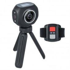 Športna kamera Forever SC-500 , 4K 360 stopinjsko snemanje + WIFI