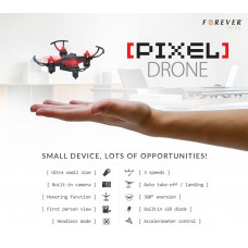Forever Pixel dron s kamero in WIFI + 3 baterije in 4 rezervni propelerji