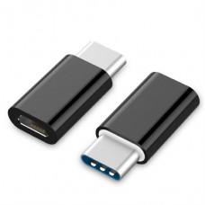 microUSB na tipC adapter , microUSB vhod na tip-C izhod