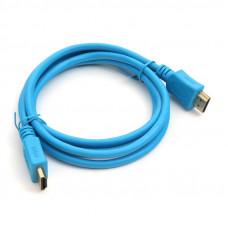 Omega HDMI kabel 1,5M, 10.2Gbit, pozlačeni kontakti