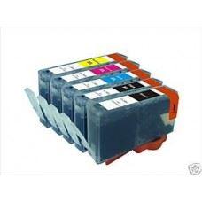 HP 364 XL komplet kompatibilnih kartuš s čipom, 5 kom