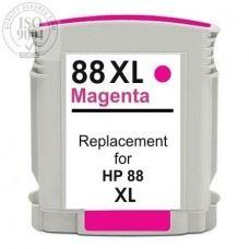HP 88 XL, HP88 M Magenta XL,  kompatibilna XL rdeča kartuša