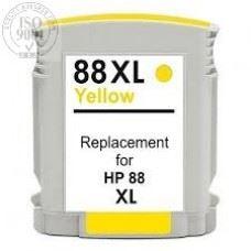 HP 88 XL, HP88 Y XL, kompatibilna XL rumena kartuša