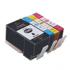 Komplet HP 920BK XL, kompatibilne kartuše - set 4