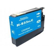 HP 933C XL, kompatibilna modra kartuša s čipom