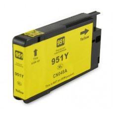 HP 951Y XL, kompatibilna rumena kartuša s čipom 30ml