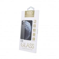 Zaščitno steklo kaljeno z zaobljenimi robovi za Samsung Galaxy S20 FE / Samsung Galaxy S20 FE 5G , črna
