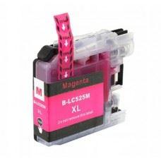 Brother kompatibilna LC525M Magenta XL , DCP-J100 / DCP-J105 / MFC-J200 , kartuša