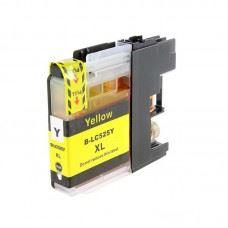 Brother kompatibilna LC525Y XL , DCP-J100 / DCP-J105 / MFC-J200 , rumena kartuša