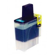 Brother LC09C , LC41C , LC47C , LC900C , LC950C , kompatibilna modra kartuša 18ml