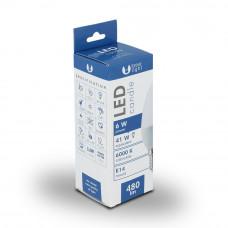 Forever LED varčna žarnica, sijalka 6W E14 6000K , 480lm