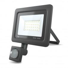 Forever LED reflektor PROXIM II 30W 6000K A+ s senzorjem PIR