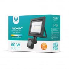 Forever LED reflektor PROXIM II 10W 6000K A+ s senzorjem PIR