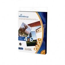 MediaRange foto papir kartice, 100x150mm (10x15cm) high glossy visoki sijaj 220g, 50 kom