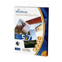 MediaRange foto papir kartice,130x180mm (13x18cm) high glossy visoki sijaj 220g, 50 kom