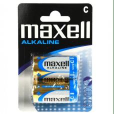 Maxell Alkalne baterije velikost C, LR14  - 2 kom