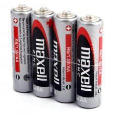 Maxell baterije, Mangan/cink R06/AA 1,5V, 4 kom