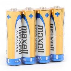 Maxell Alkalne baterije - Alkaline Battery LR06/AA 1,5V, 4 kom