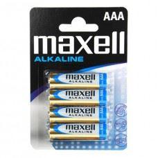 Maxell Alkalne baterije Alkaline Battery LR03/AAA 1,5V - 4 kom