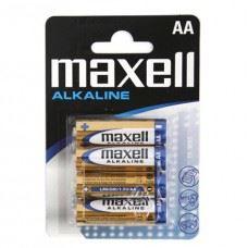 Maxell Alkalne baterije - Alkaline Battery LR06/AA 1,5V - 4 kom