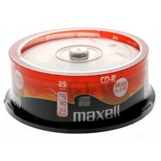 Maxell CD-R 52x Music XL-II 80 Audio - 25 kom