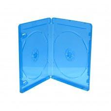 MediaRange Blu Ray BD-R škatlica modra 11MM za 2 BD-R, 50 kom