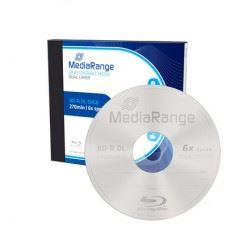 MediaRange Blu Ray BD-R 6x 50GB, Jewel Case 1 kom