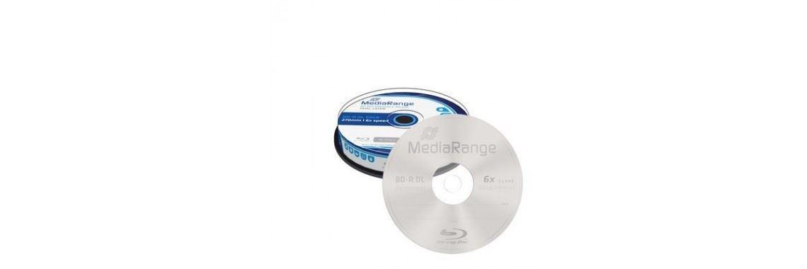 MediaRange blu ray 50GB