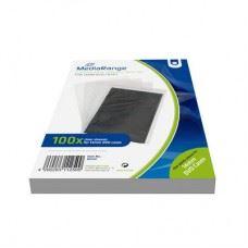 MediaRange PVC ovitki - folije za DVD škatlice 14mm, 100 kom