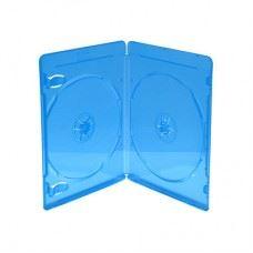 MediaRange Blu Ray BD-R škatlica modra 7MM za 2 BD-R, 50 kom