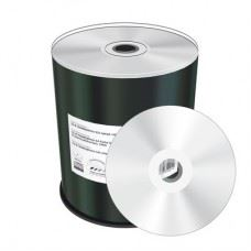 MediaRange CD-R 52x 700MB Full Surface Silver Printable, 100 kom