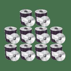 MediaRange DVD-R 16x 4.7 GB Silver Thermal, termalni, 1000 kom