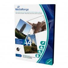 MediaRange foto papir, dvostranski A4, high glossy visoki sijaj 160g, 50 listov