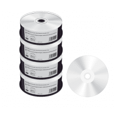 MediaRange DVD-R 16x 4.7 GB Full Surface Silver Printable, 100 kom
