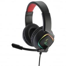 Gaming slušalke z 7.1 prostorskim zvokom in LED osvetlitvijo