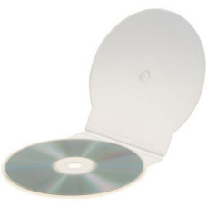MediaRange Shellcase za 1 CD/DVD/BD-R transparent, 100 kom