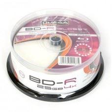 Omega BD-R 6x 25GB Full Surface Glossy Printable, 25 kom