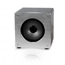 Omega brezžični bluetooth zvočnik OG62A Aluminium 8W RMS, Bluetooth V4.2 TWS